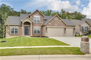 Photo of 726 Lost Canyon Boulevard, Wentzville, MO 63385 (MLS # 19077301)