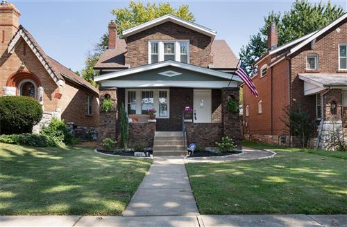 Photo of 4137 Toenges Avenue, St Louis, MO 63116 (MLS # 20067301)