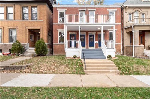 Photo of 4211 Cleveland Avenue, St Louis, MO 63110 (MLS # 19077304)