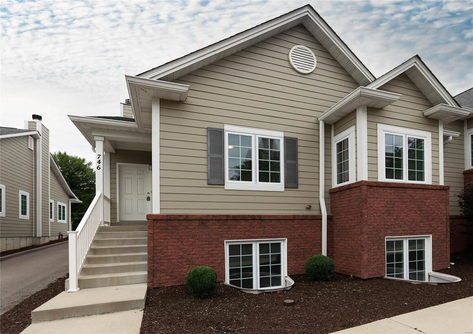 746 Windberry Court, Saint Louis, MO 63122 - MLS#: 21048304