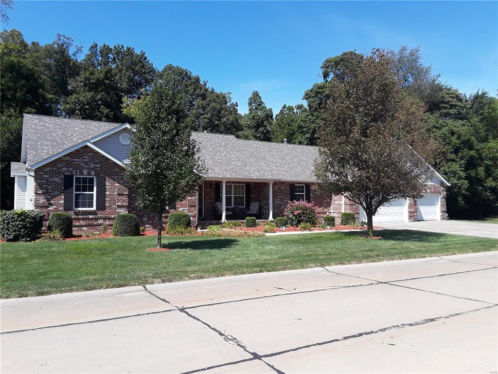 47 Woodford Way, Collinsville, IL 62234 - MLS#: 19063312