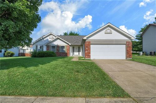 Photo of 3887 Affirmed, Florissant, MO 63034 (MLS # 20056318)