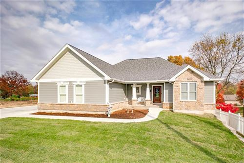 Photo of 4915 Butler Hill Road, St Louis, MO 63128 (MLS # 21051319)