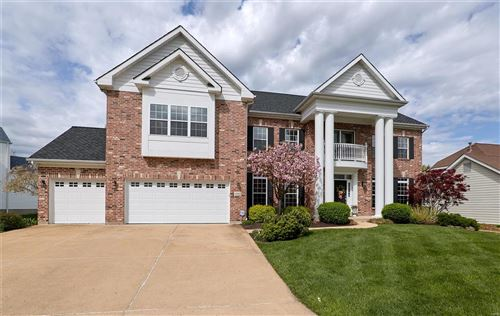 Photo of 1541 Suzanne Ridge Court, Wildwood, MO 63038 (MLS # 21024320)