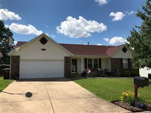 Photo of 709 Cougar Creek Trail, St Peters, MO 63376 (MLS # 19044321)