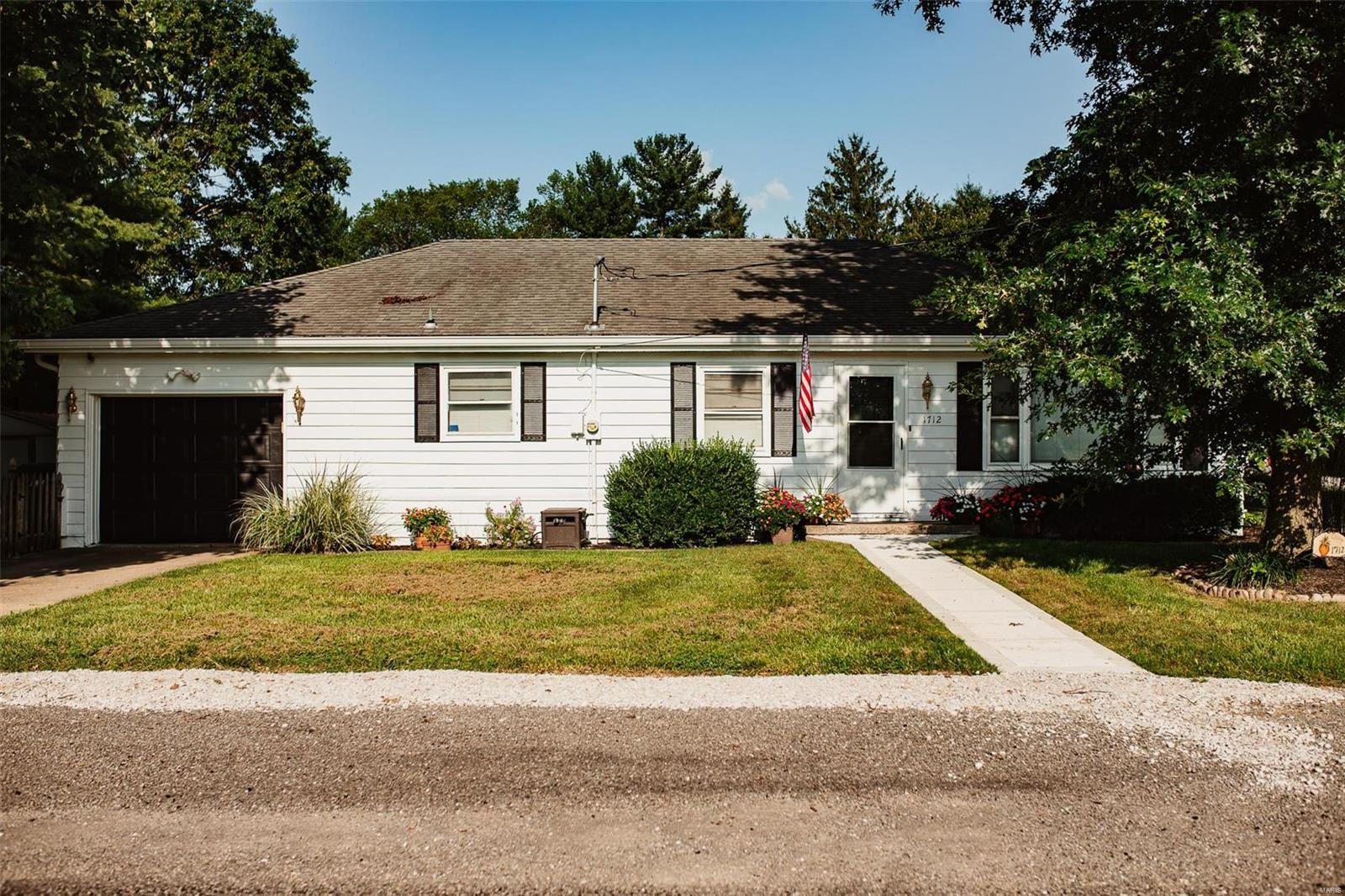 1712 Anniversary Lane, Edwardsville, IL 62025 - MLS#: 21056325