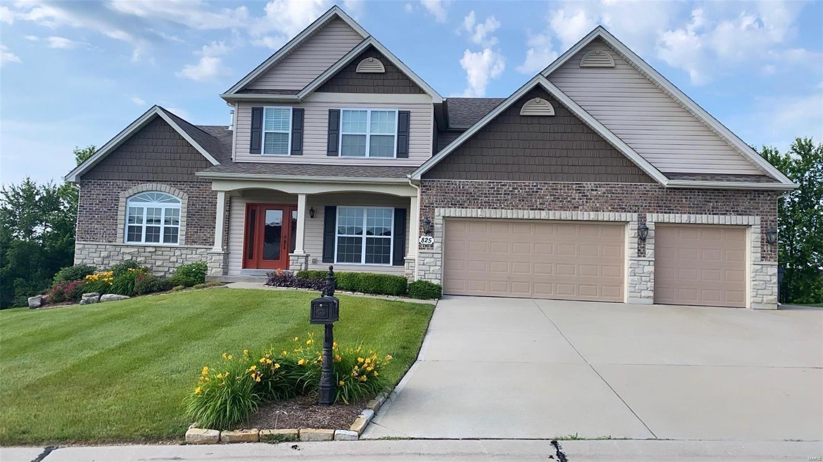 Photo for 825 Snowberry Ridge Drive, OFallon, MO 63366 (MLS # 21065330)