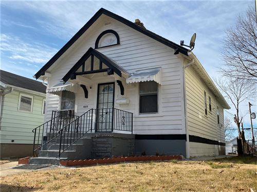 Photo of 4415 Dewey Avenue, St Louis, MO 63116 (MLS # 21003331)