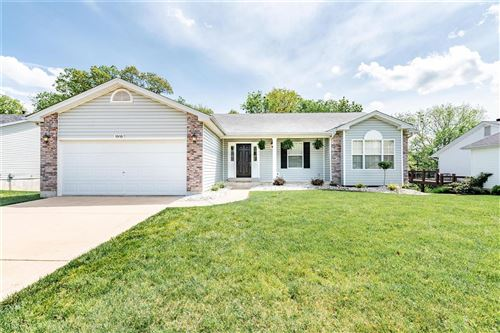 Photo of 1918 Providence Estate Drive, Wentzville, MO 63385 (MLS # 21028332)