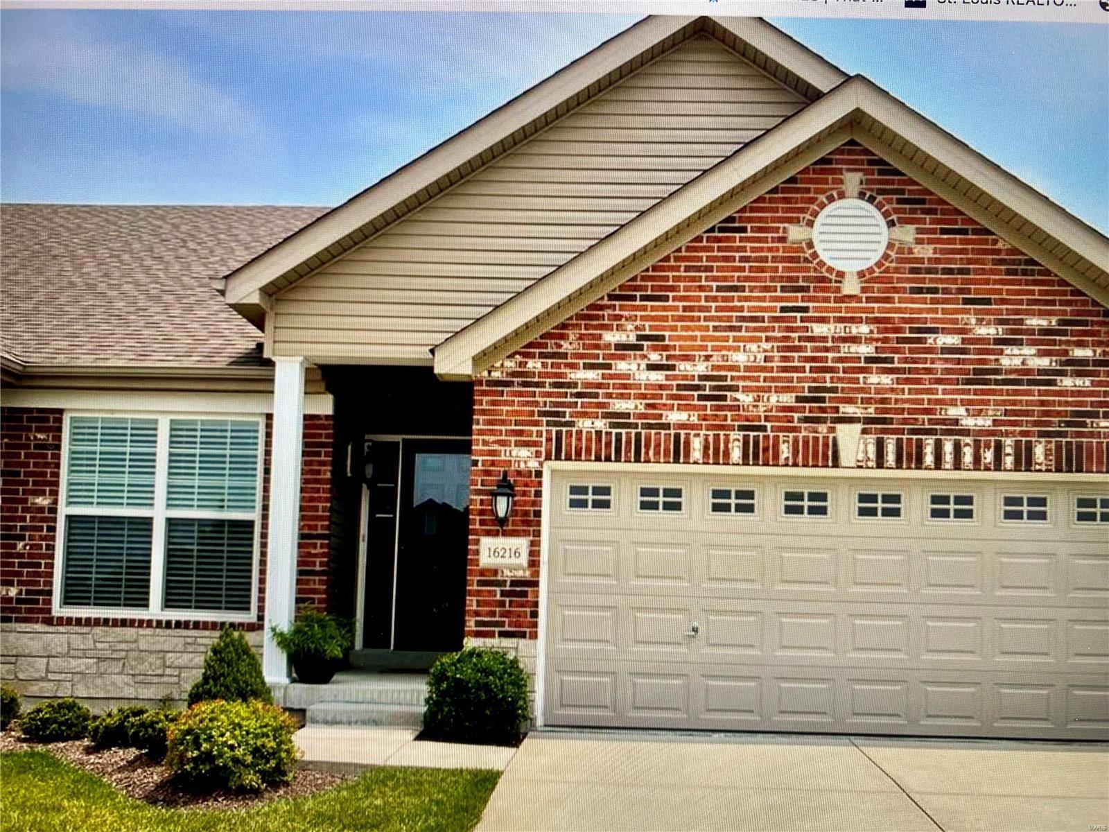 16216 Amber Vista Drive, Ellisville, MO 63021 - MLS#: 21064335