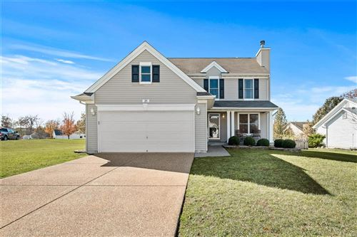 Photo of 21 Rouse Court, Wentzville, MO 63385 (MLS # 20078350)