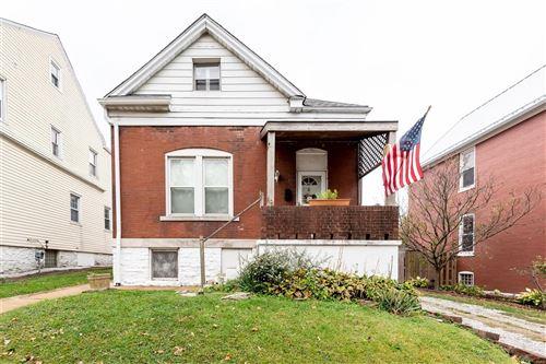 Photo of 6724 Mccune Avenue, St Louis, MO 63139 (MLS # 20077351)