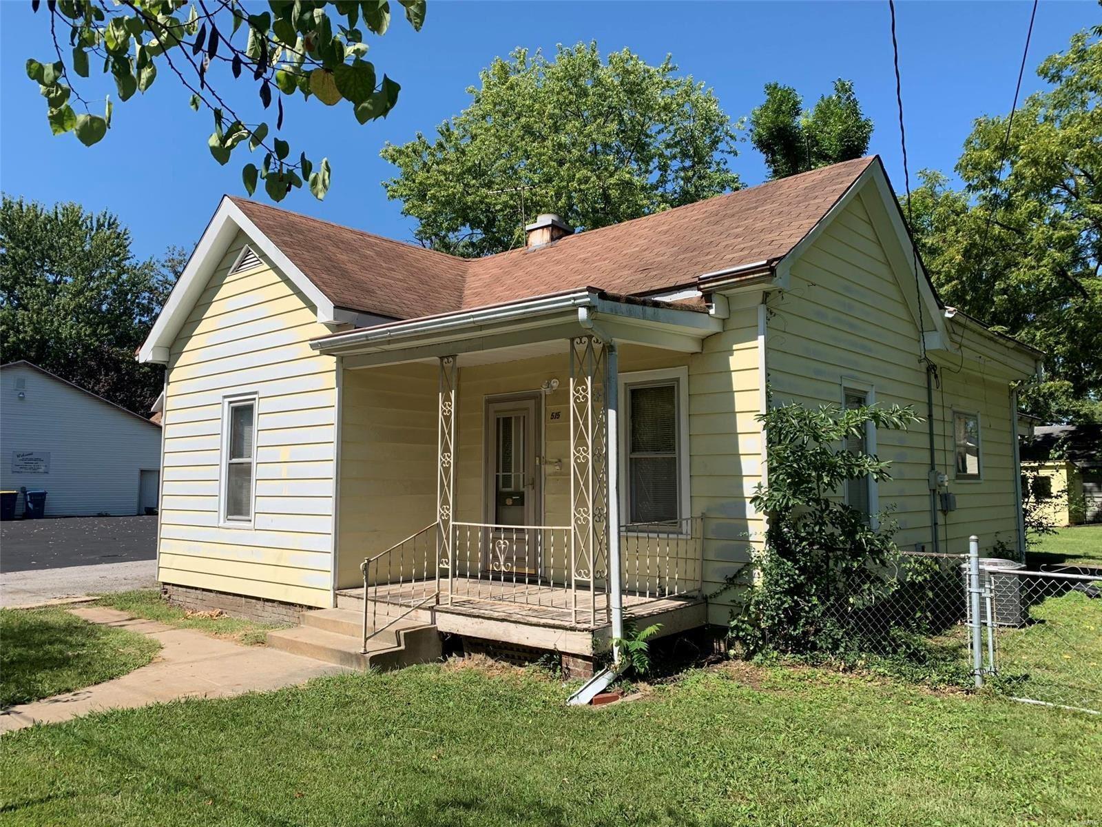 515 Dewey Avenue, Edwardsville, IL 62025 - MLS#: 21066351