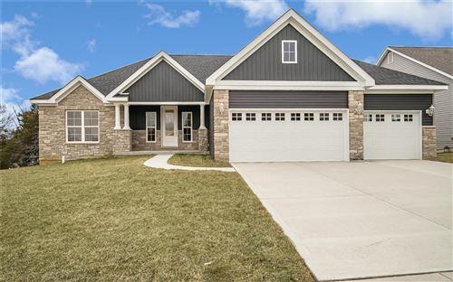 Photo of 116 Eagle Estates Drive, Lake Saint Louis, MO 63367 (MLS # 20055355)
