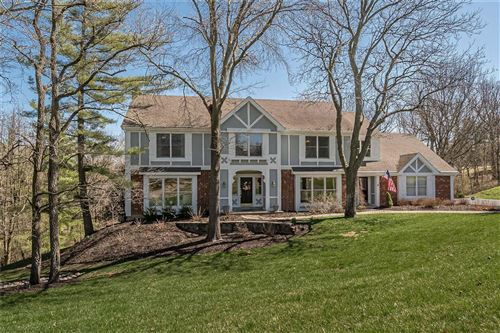 Photo of 1064 Woodfield Estates Drive, Town and Country, MO 63017 (MLS # 21020359)