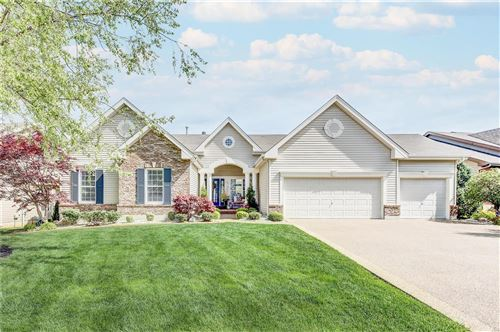 Photo of 161 Carlton Point Drive, Wentzville, MO 63385 (MLS # 21028359)