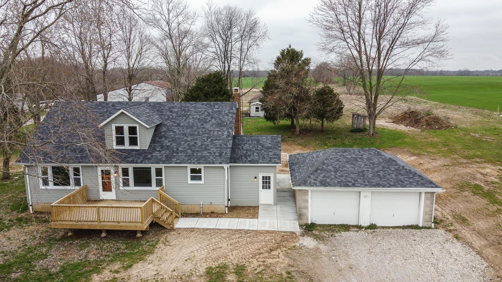 5603 Snapdragon, Coulterville, IL 62237 - MLS#: 20019359