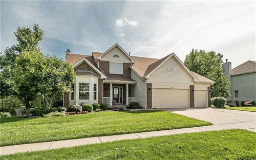 Photo of 1114 Wildhorse Meadows, Chesterfield, MO 63005 (MLS # 20019360)