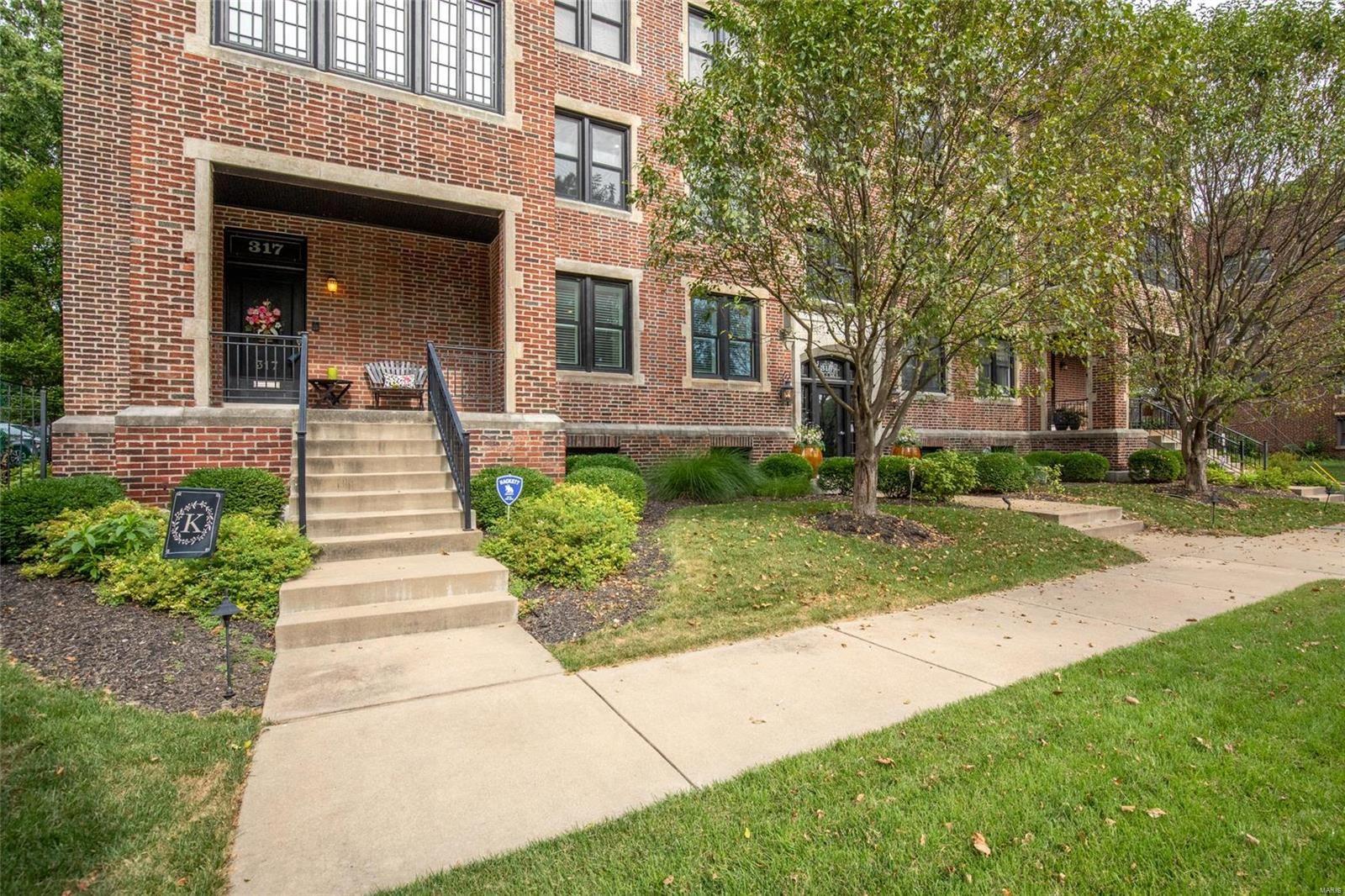 317 North Taylor Avenue, Saint Louis, MO 63108 - MLS#: 20014361