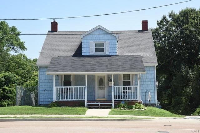 604 Vandalia Street, Collinsville, IL 62234 - MLS#: 21054366