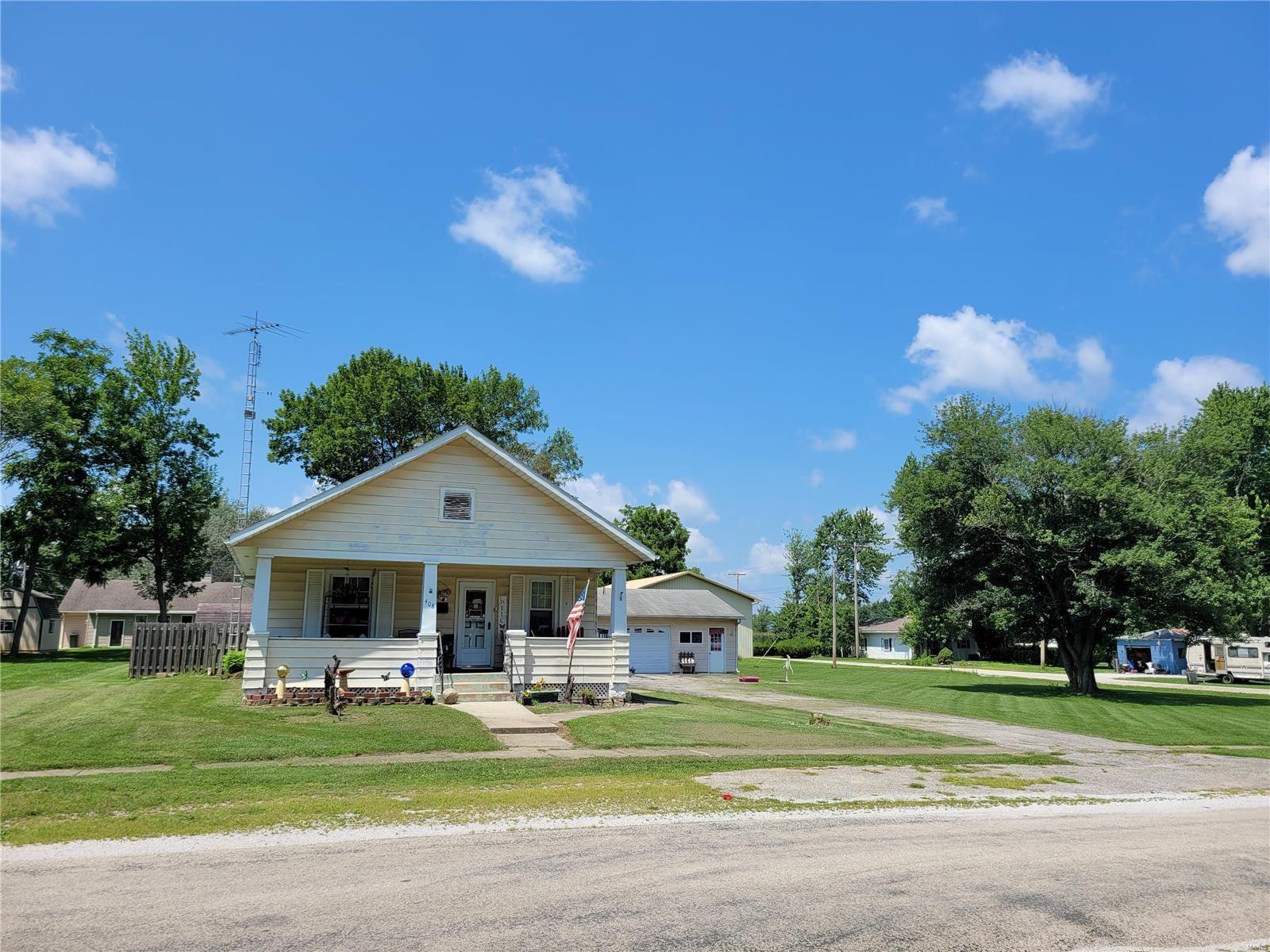 408 Edwards Street, Nokomis, IL 62075 - MLS#: 21055368