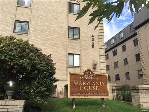 Photo of 4355 Maryland Avenue #419, St Louis, MO 63108 (MLS # 21011370)