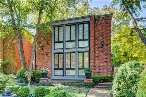 Photo of 4538 Pershing Place, St Louis, MO 63108 (MLS # 21065377)