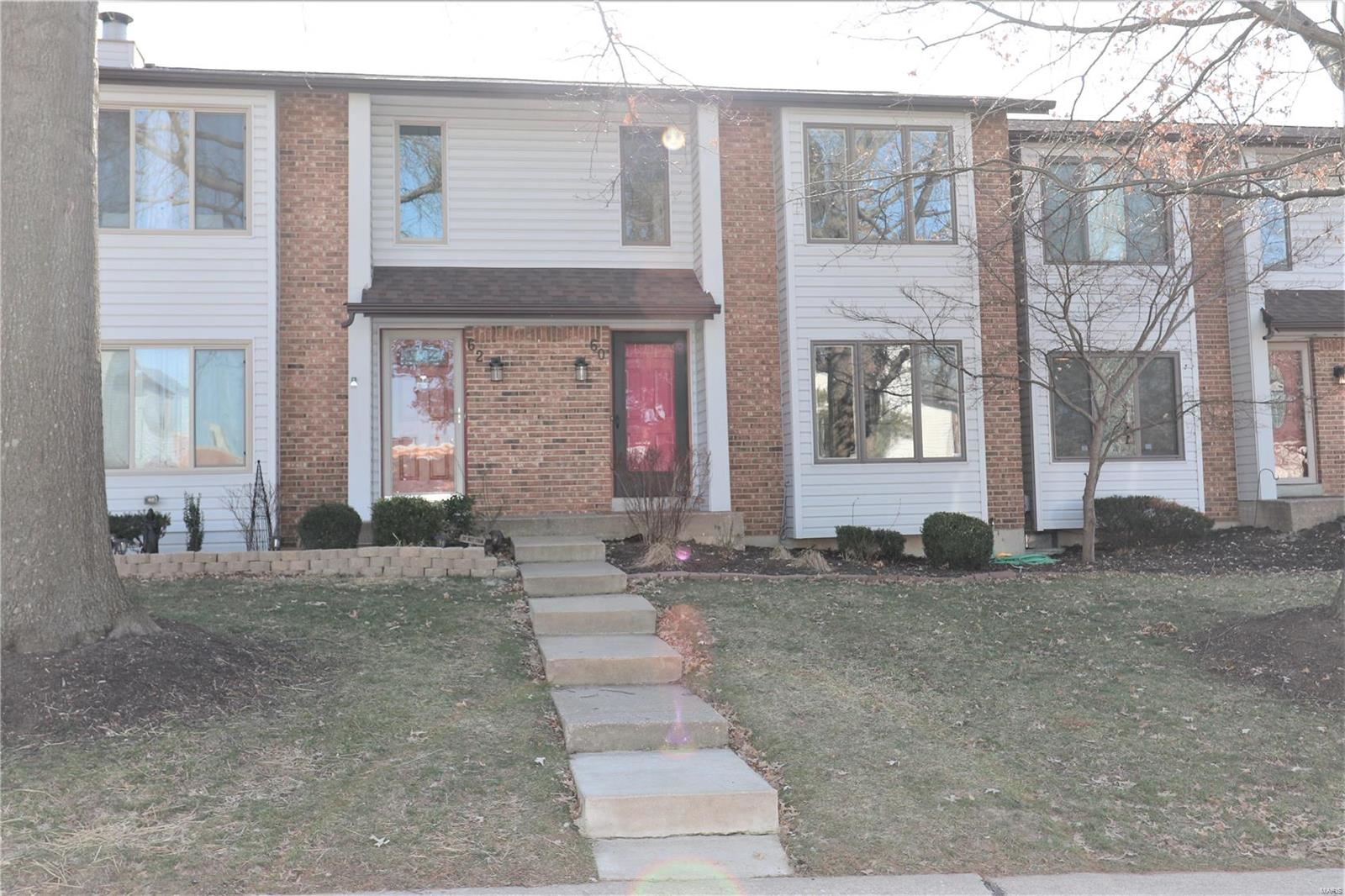 60 Spring Song Court #C, Saint Peters, MO 63376 - MLS#: 20011381