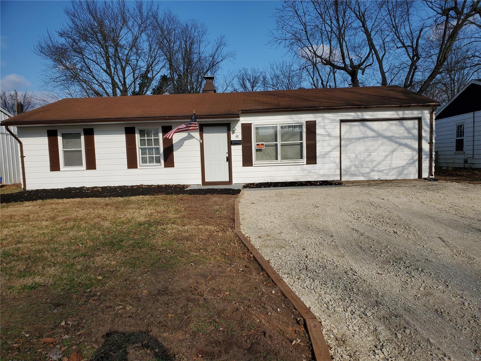 48 Drexel, Cahokia, IL 62206 - MLS#: 19087385