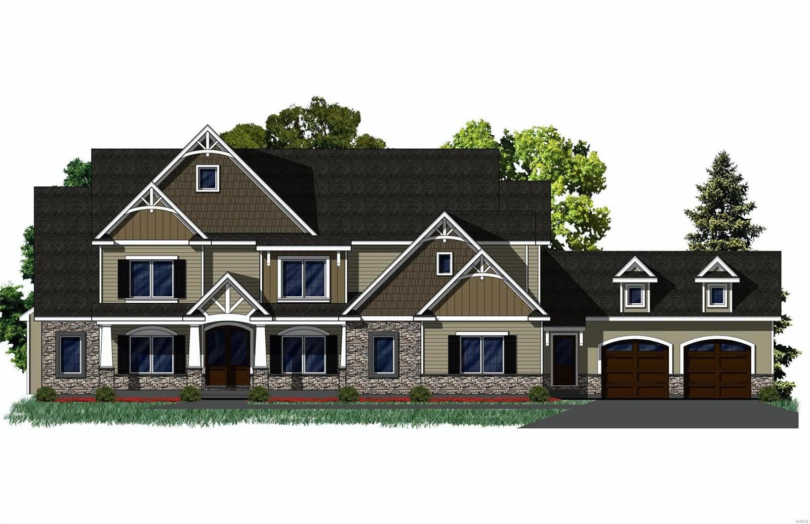 13229 Stone Ct TBB (Lot 2), Town and Country, MO 63131 - MLS#: 20056385