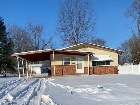 Photo of 313 Kent Drive, Wentzville, MO 63385 (MLS # 21010388)