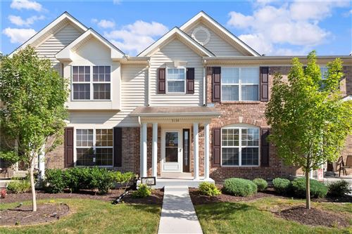 Photo of 3134 Waterwheel Place, St Charles, MO 63301 (MLS # 21066389)
