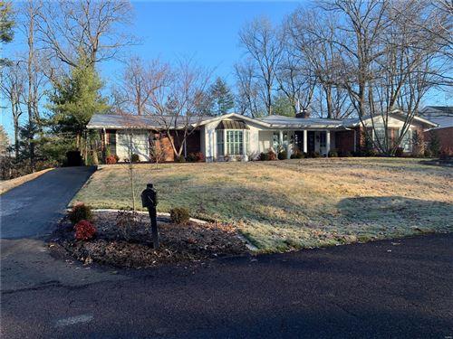 Photo of 9875 Wild Deer Road, St Louis, MO 63124 (MLS # 21000398)