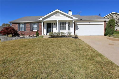 Photo of 47 Mcclay Trail Drive, St Peters, MO 63376 (MLS # 20069400)