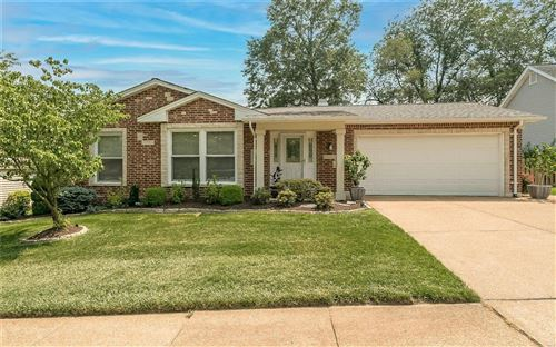 Photo of 13454 Land O Woods, Chesterfield, MO 63141 (MLS # 21052400)
