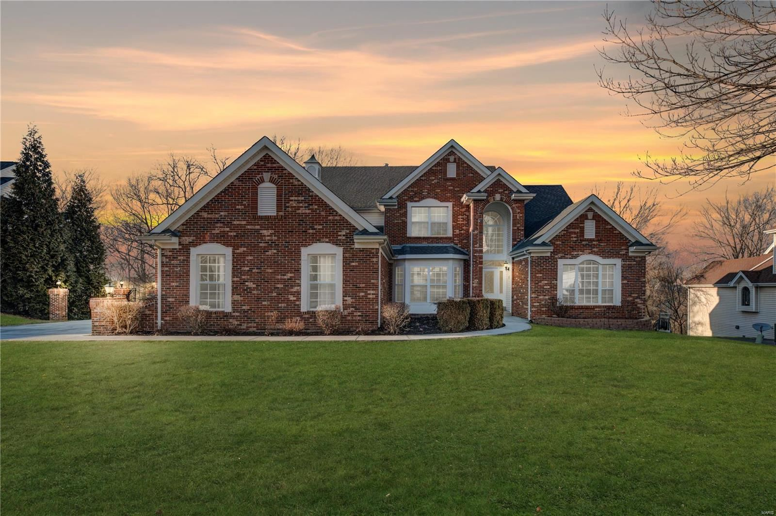 1025 Polo Downs Drive, Town and Country, MO 63017 - #: 21006404