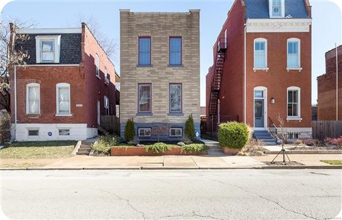 Photo of 3314 Wisconsin Avenue, St Louis, MO 63118 (MLS # 20034407)