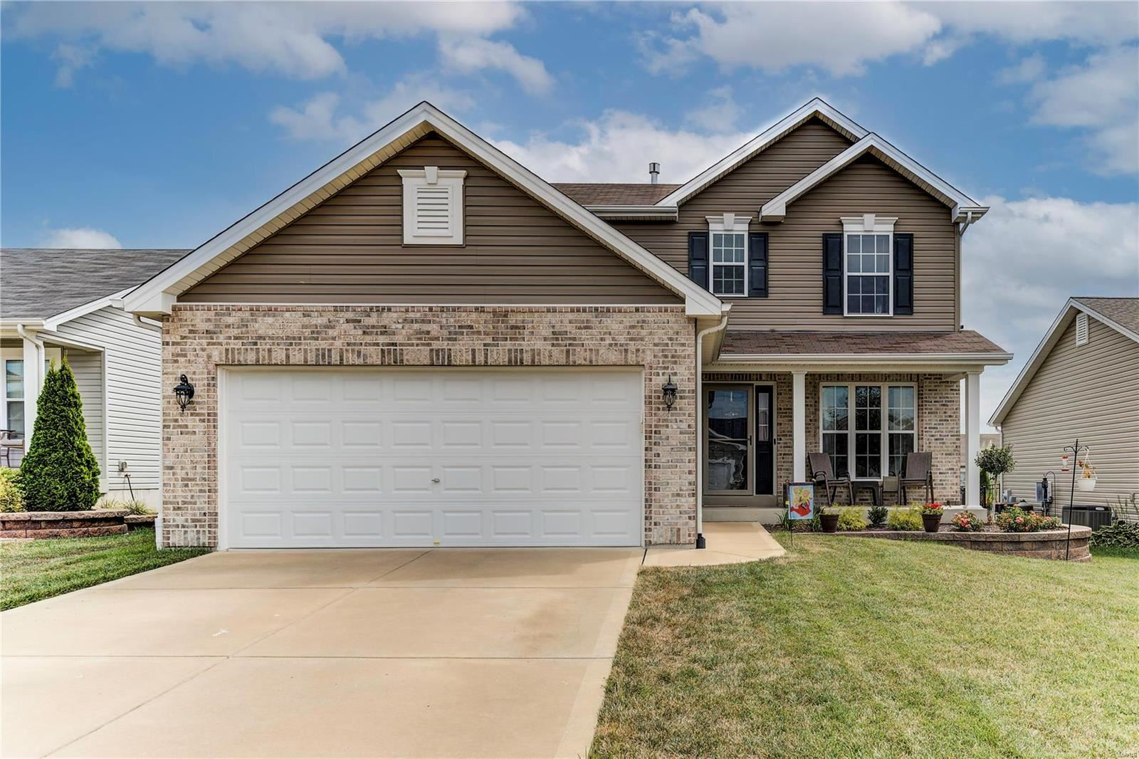 Photo for 606 Lazy River Court, OFallon, MO 63366 (MLS # 21060409)