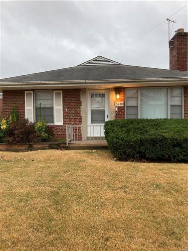 Photo of 5418 Lindenwood Avenue, St Louis, MO 63109 (MLS # 20077410)