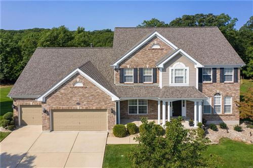 Photo of 515 Roaring Fork Drive, Grover, MO 63040 (MLS # 21057412)