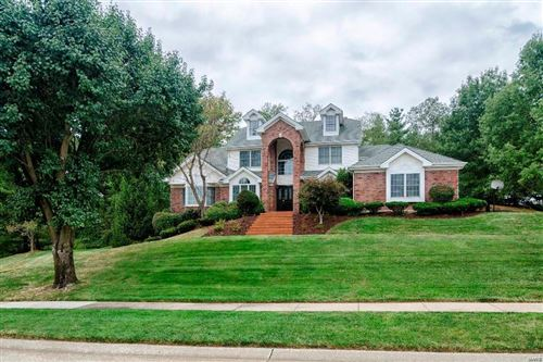 Photo of 17025 Chesterfield Estates Court, Chesterfield, MO 63005 (MLS # 20035416)