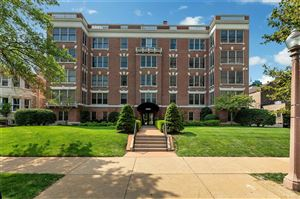 Photo of 4540 Lindell Boulevard #402, St Louis, MO 63108 (MLS # 19069417)