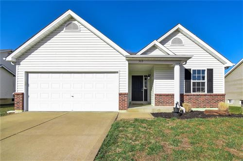 Photo of 303 Marble Bend Drive, Wentzville, MO 63385 (MLS # 20001419)