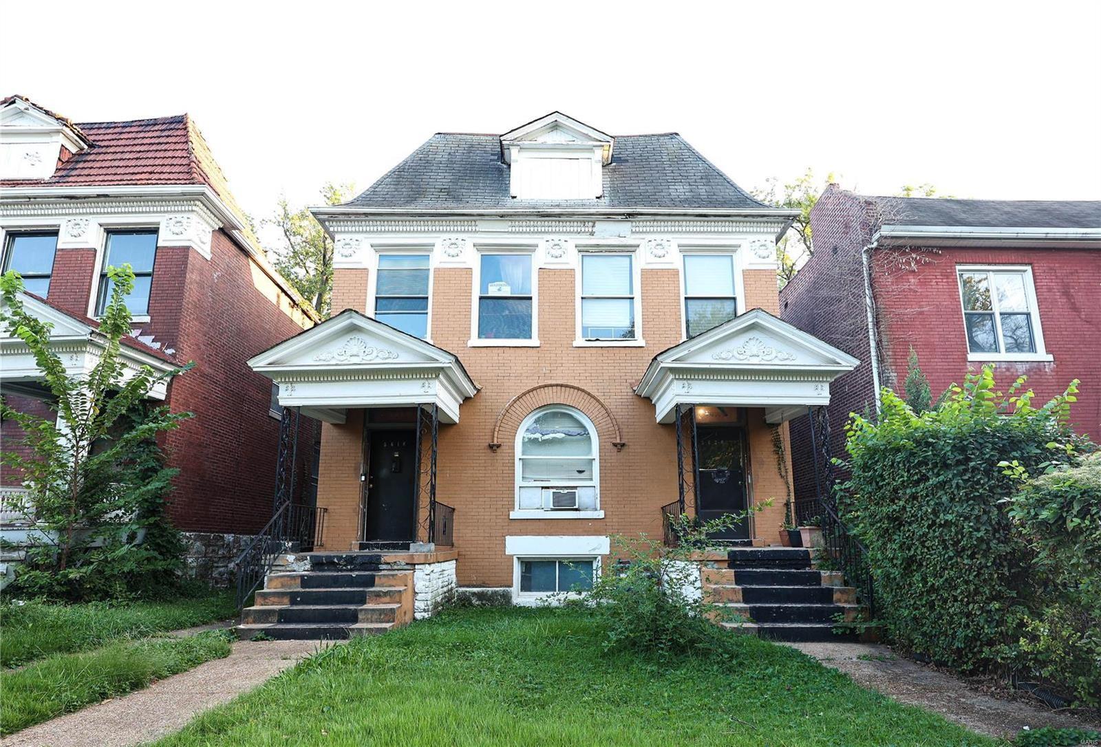 5618 Maple Avenue, Saint Louis, MO 63112 - #: 21068421