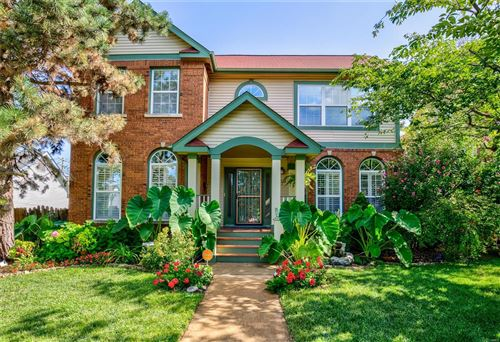 Photo of 4147 Westminster Place, St Louis, MO 63108 (MLS # 21041428)