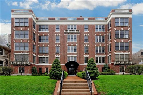 Photo of 4540 Lindell Boulevard #403, St Louis, MO 63108 (MLS # 21031429)