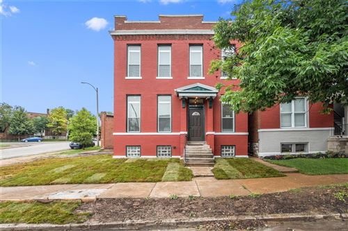 Photo of 3223 Utah Street, St Louis, MO 63118 (MLS # 20028431)