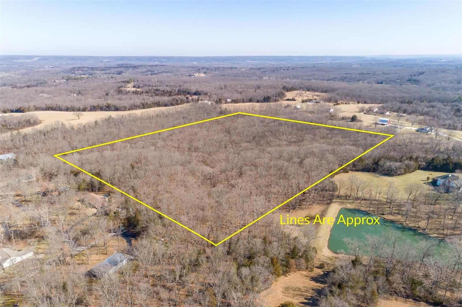 34 Acres Forest View, Hillsboro, MO 63050 - MLS#: 20008432