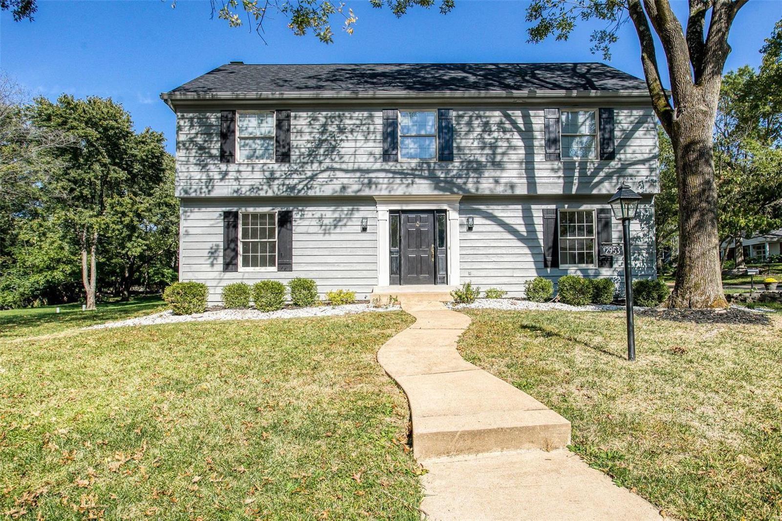 12953 Briar Fork Court, Saint Louis, MO 63131 - MLS#: 21073433