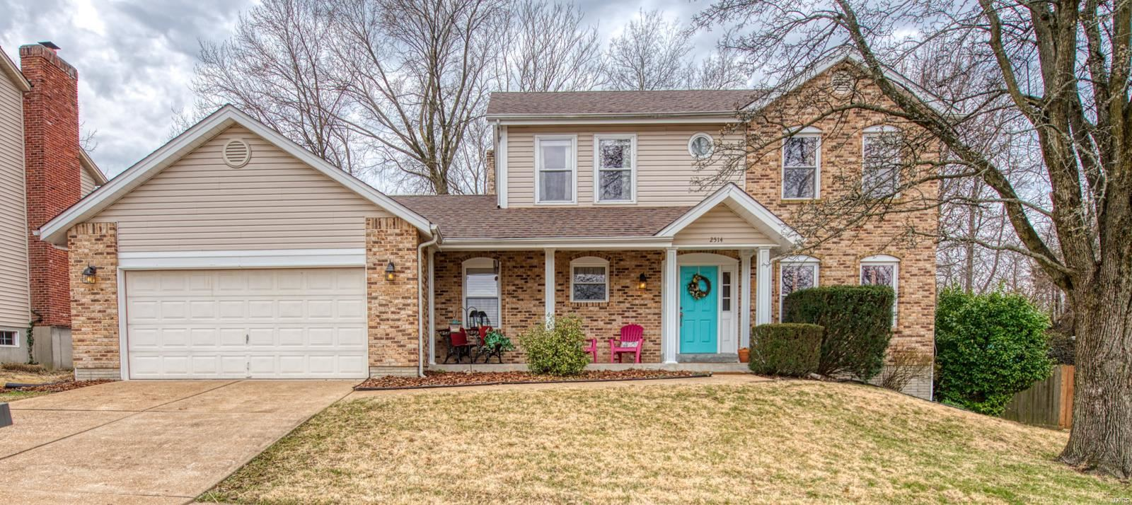 2514 Willow Knoll Drive, Saint Louis, MO 63129 - MLS#: 20012434